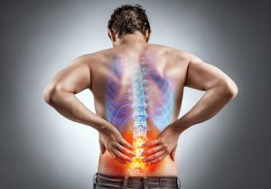 lower and middle back pain