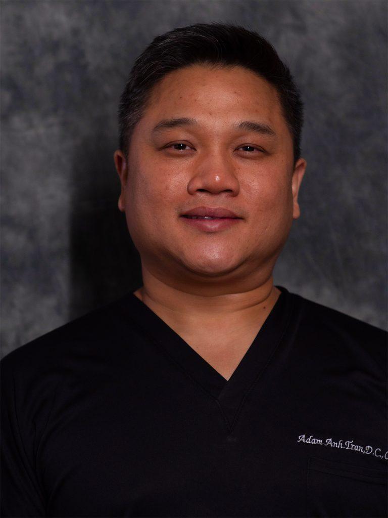 Dr. Adam Anh Tran, BS,
